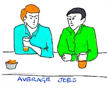 Average Joe edited